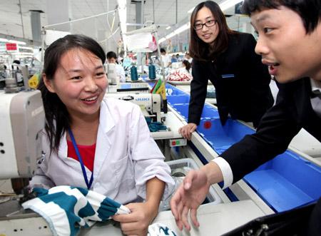 服装厂包装工图片_服装厂临时工合同书 请求一份服装厂的用工协议或者合同