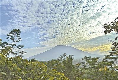 巴厘岛火山或即将喷发-巴厘岛-海曙新闻网