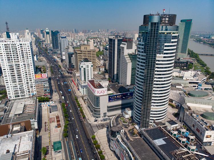 浙东第一街