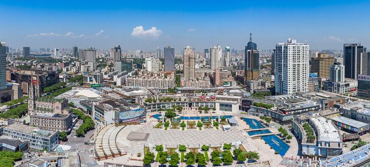 商贸核心区