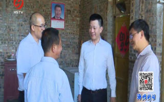 海曙区党政代表团赴贵州省贞丰县考察交流
