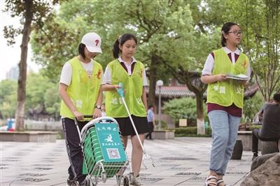 志愿有品质 文明添活力